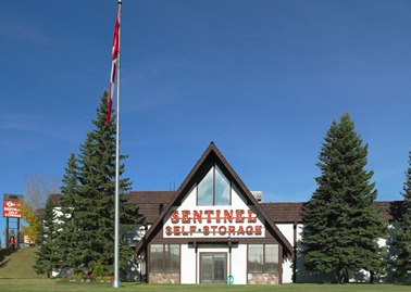 Picture of Sentinel Self Storage - Calgary West
