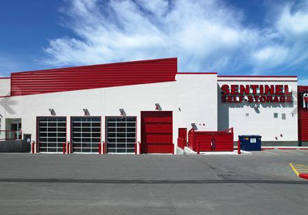 Storage Units Calgary